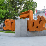 Warsaw's Newest Monument Debuts