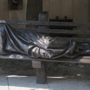 Homeless Jesus Appears