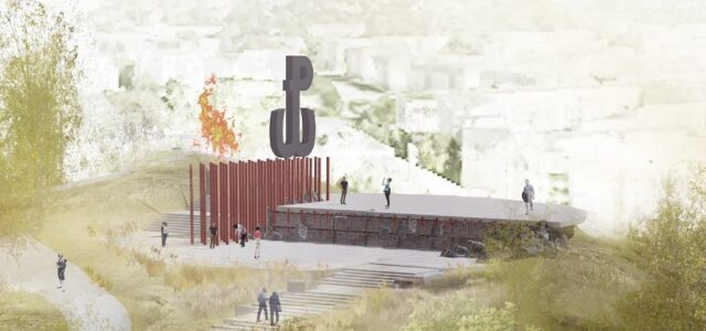 Uprising Hill To Be Transformed
