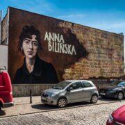 Mural Celebrates Art Great