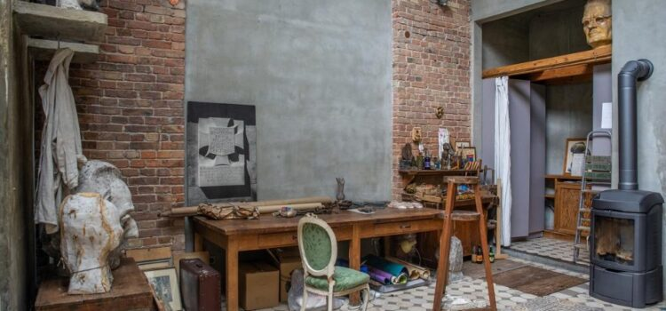 Legendary Atelier Handed To The City