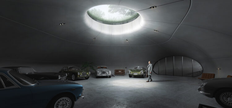Bond-Inspired Car Collection To Open In Warsaw!