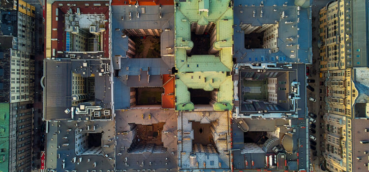 Hidden Secrets: Warsaw's Courtyards