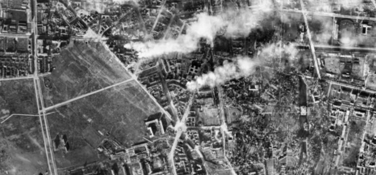 Unseen Aerial Rising Shots Published