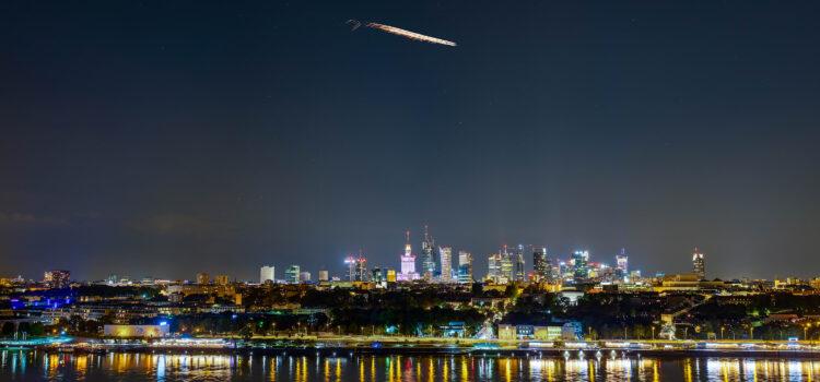 Warsaw Fireball Mystery Explained!