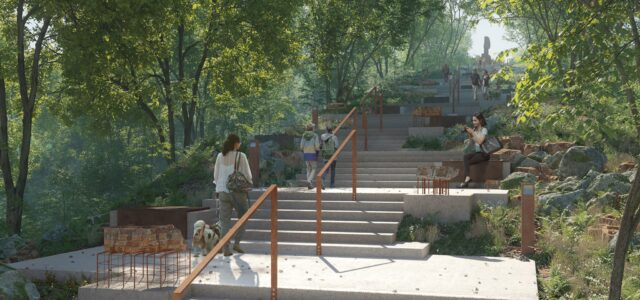Signed & Sealed: Redevelopment of Uprising Hill