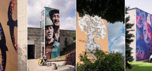 Ursynów: The Land of Murals