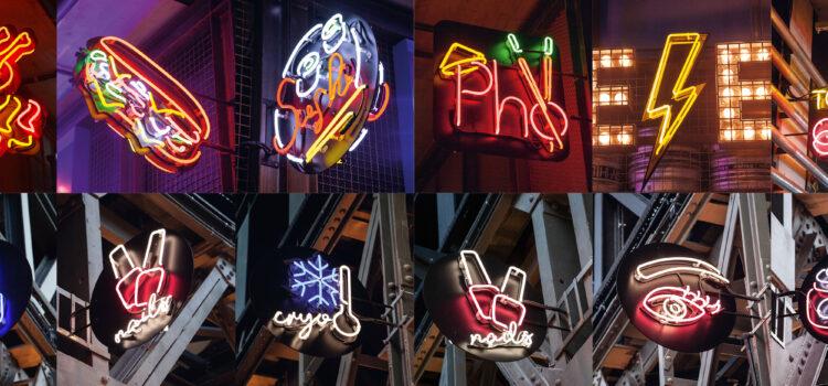 Turn It On! Neons Of Elektrownia Powiśle